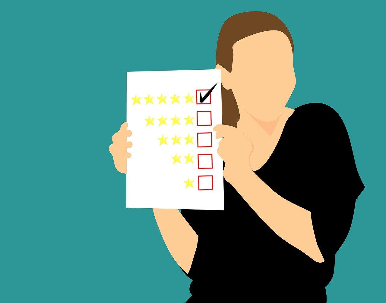 Der richtige Umgang mit negativen Kundenbewertungen - 5 Tipps